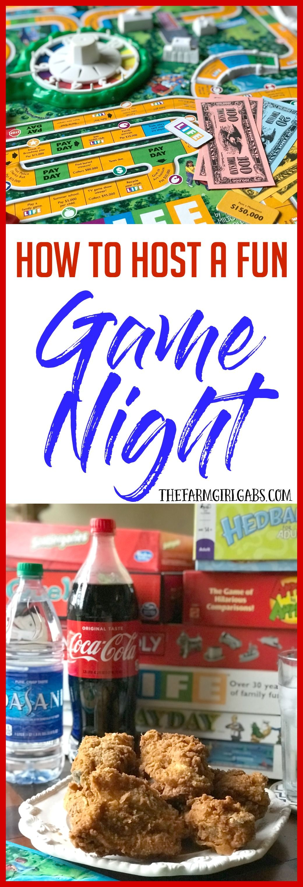 How To Host A Fun Game Night Party Game night parties