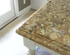 Beautiful With The White Base Cambria Buckingham Quartz Countertops Houzz