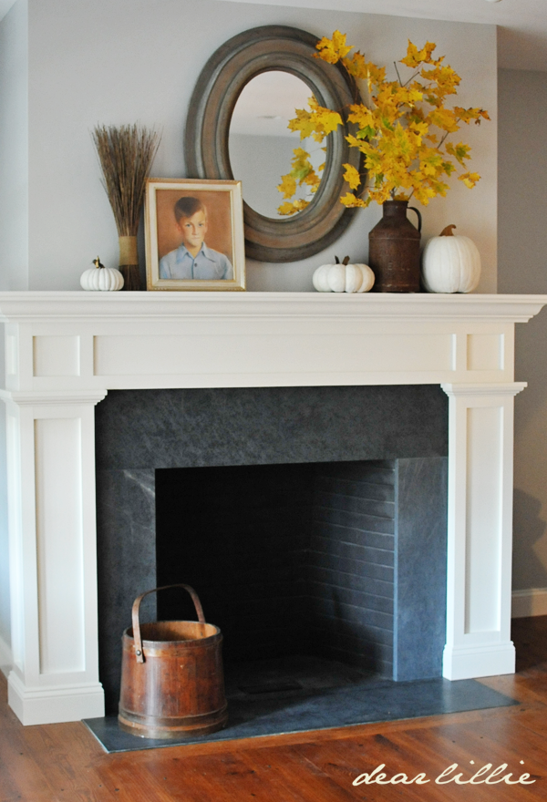 Soapstone Effects Of Simplicity With Decorating Slate Fireplace Surround Slate Fireplace Fireplace Built Ins