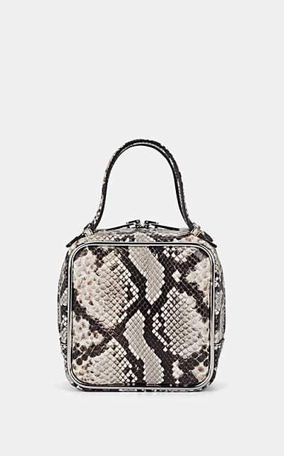 b1bd46bc09c Alexander Wang Halo Snakeskin-Stamped Bag in 2019   Products   Bags ...