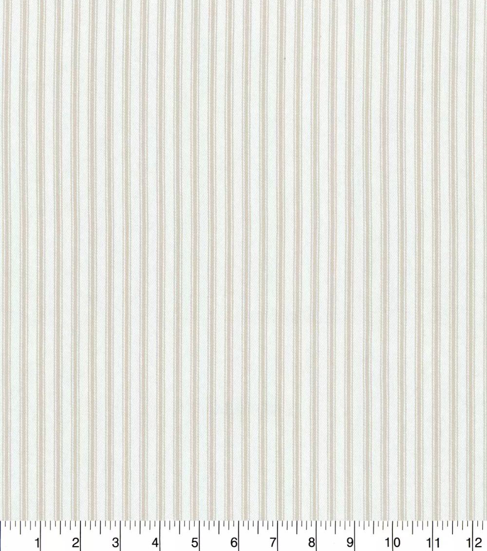 Waverly Multi Purpose Decor Fabric 55 Classic Ticking Linen Joann In 2020 Fabric Decor Fabric Upholstery Fabric