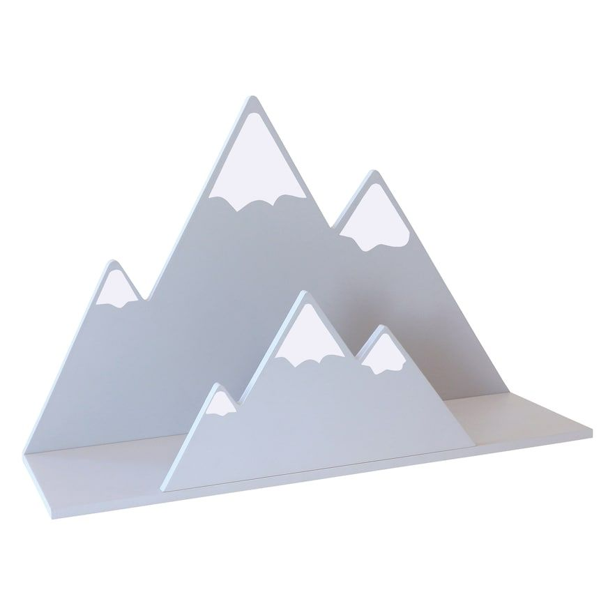 Trend Lab Mountain Wall Shelf