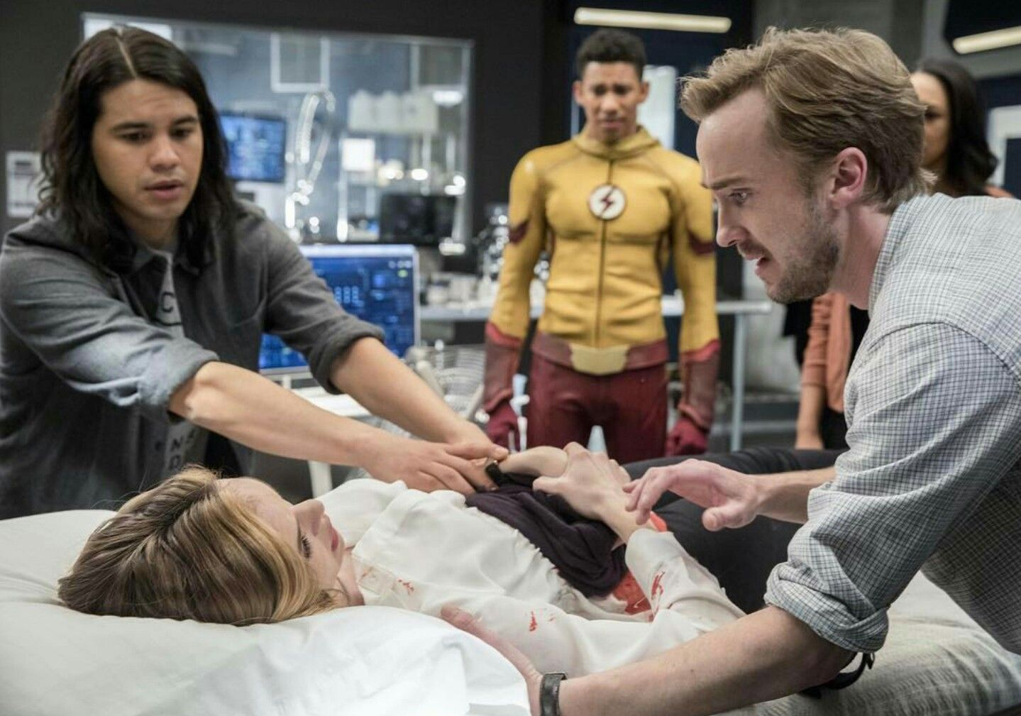 Pin by Daleen B. on The Flash Actors | The cw, The flash