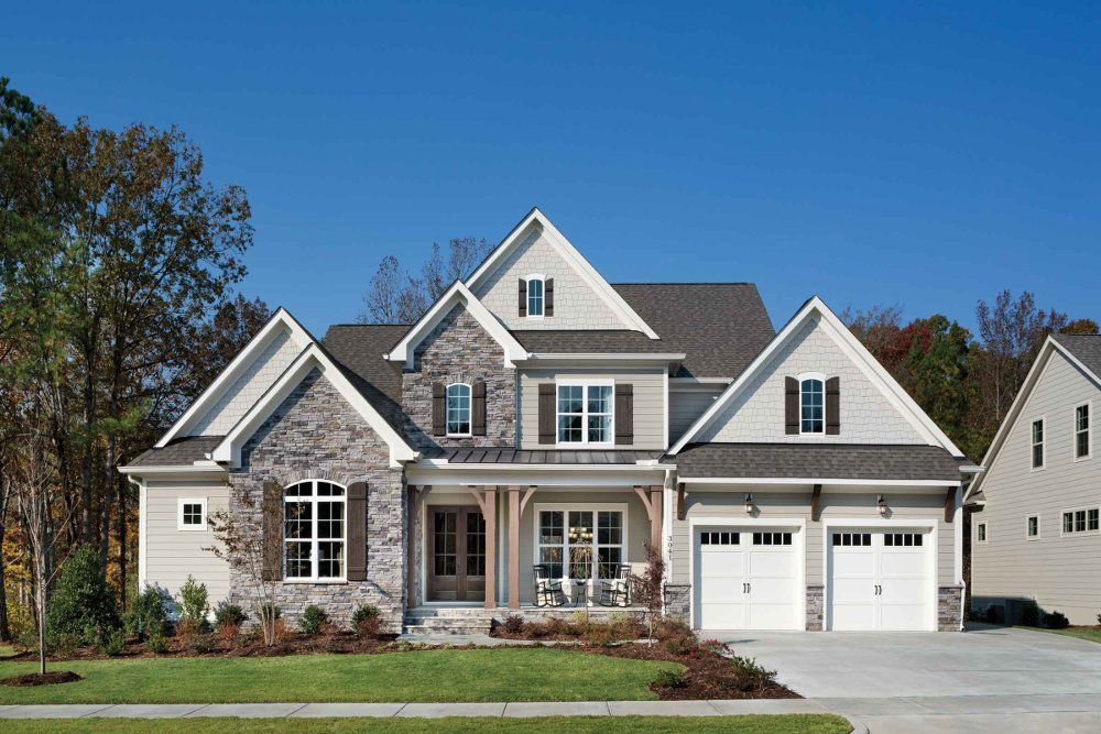Franklin 1366f Classic Plan Collection Luxury House Plans Dream House Plans House Plans