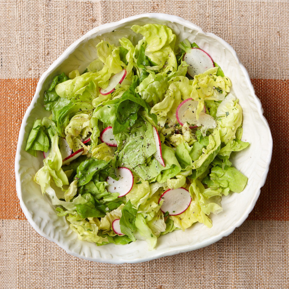 French Butter-Lettuce Salad | Recipe in 2020 (With images ...
