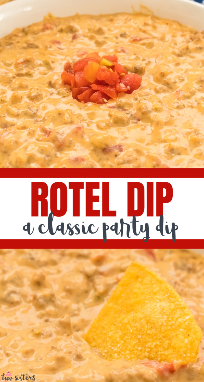 Rotel Dip Recipe In 2020 Rotel Dip Dip Recipes Recipes