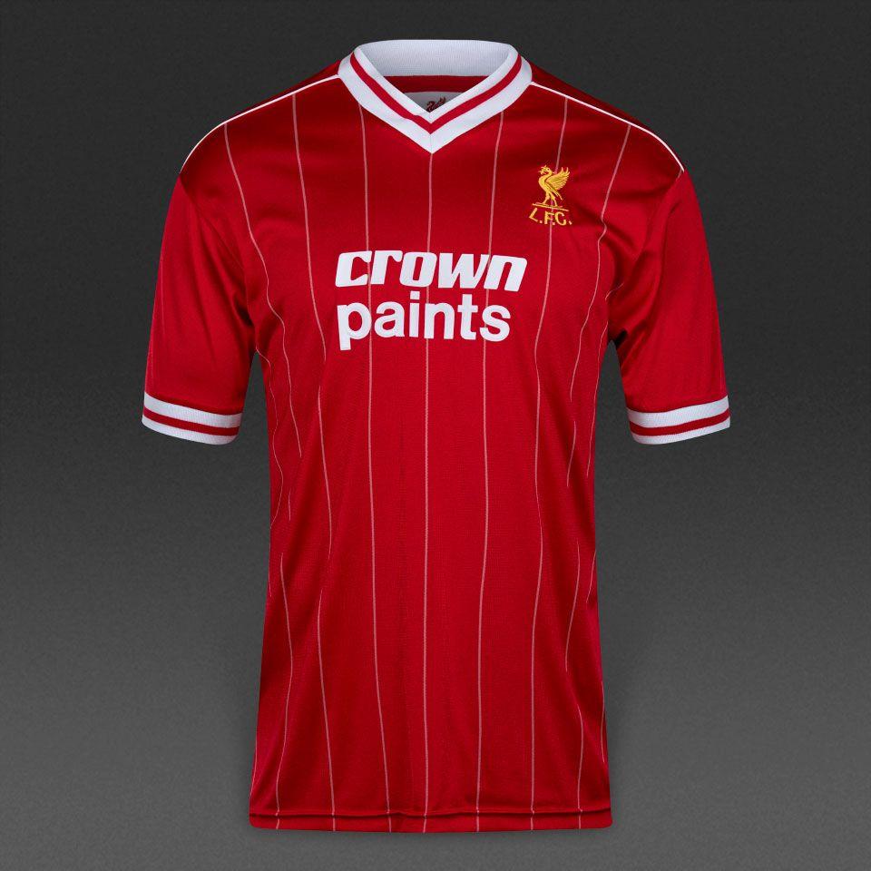4475c2ec0b3 Retro Liverpool Shirts - DREAMWORKS