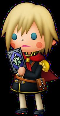 Final Fantasy XII - Ace