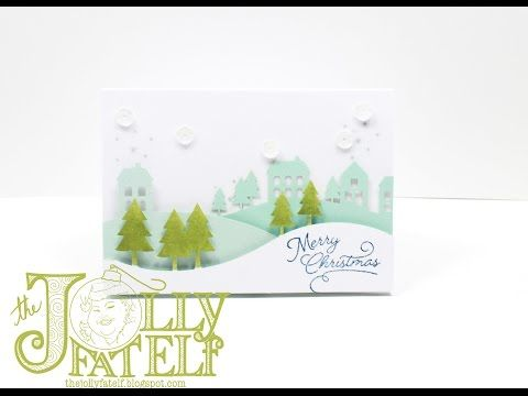 November 16 Paper Pumpkin - Wonderful Winterland - Stampin' Up! - Melissa's Kre8tions - YouTube