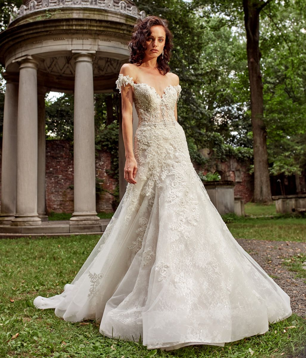 Bridal gowns by eve of milady boutique wedding dresses style