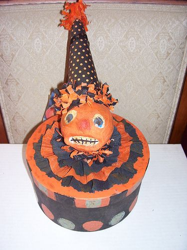 Pin by Gwen Mehew Holzwarth on Halloween, My favorite time of Year - halloween arts and crafts decorations