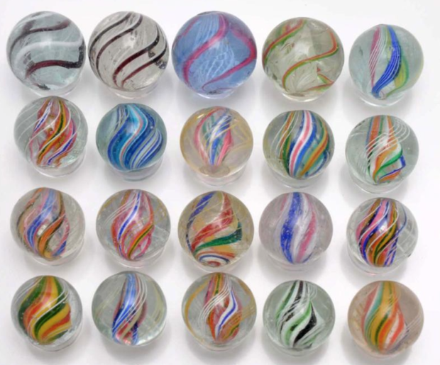 A Brief History Of Marbles Including All That Marble