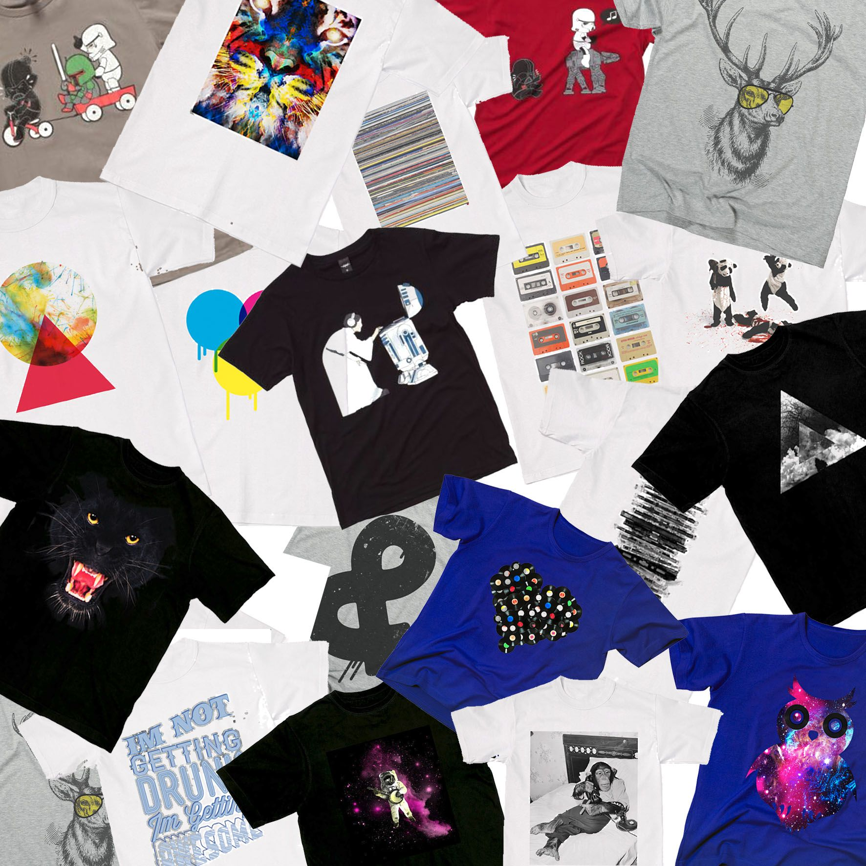 12 Websites That Let You Design And Print Your Own T Shirts Brit