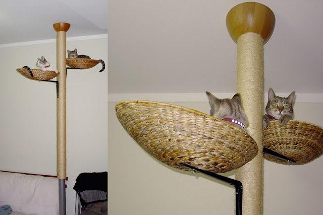 PJÄS cat tree