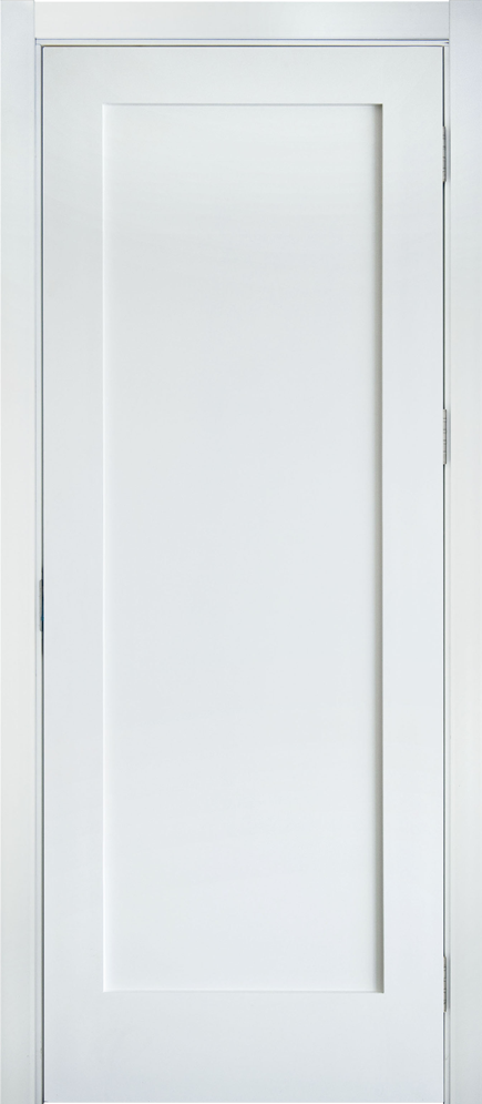 Krosswood Primed Mdf 1 Panel Shaker Door Doors Interior 1 Panel Shaker Doors Shaker Doors