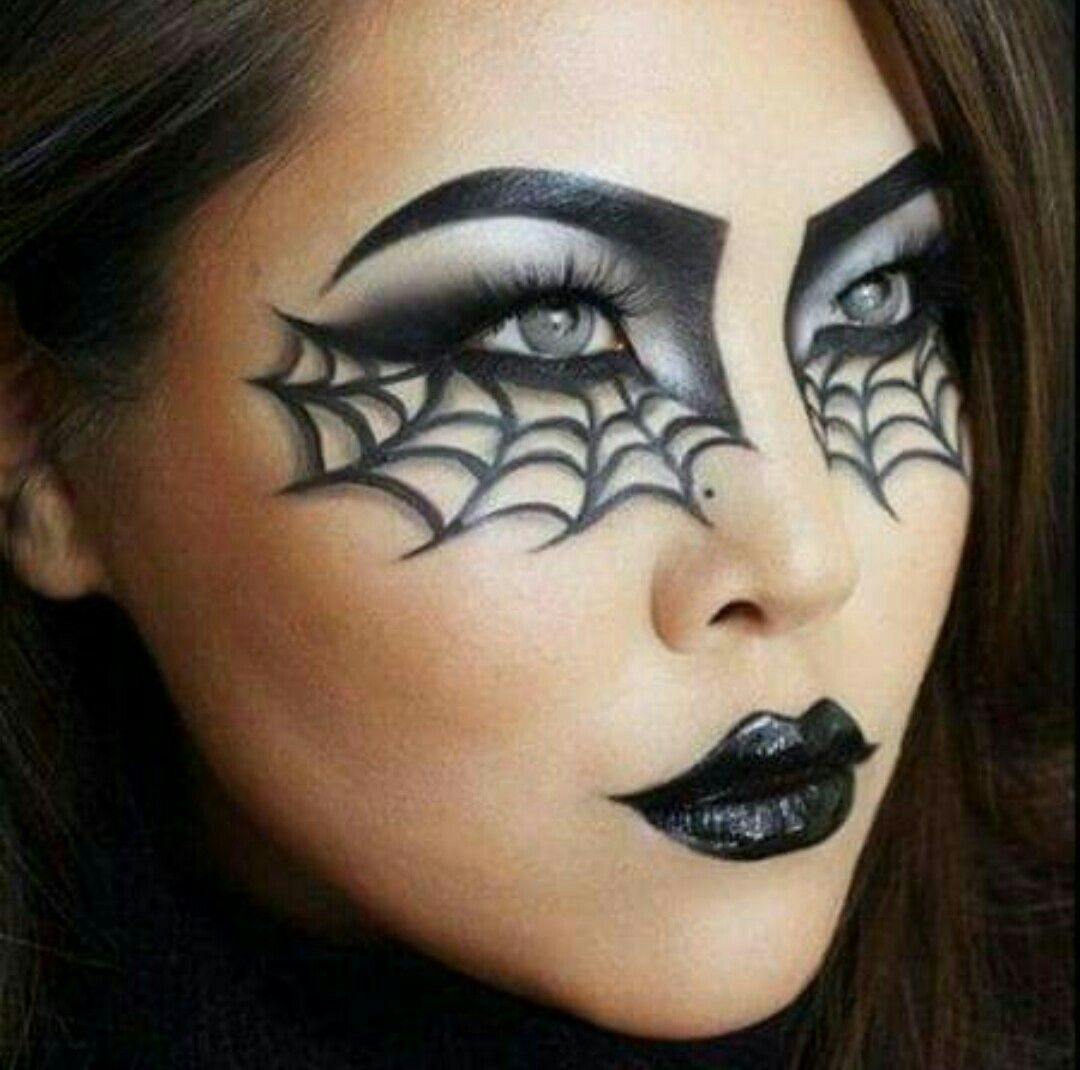 pineva adina on halloween | pinterest | halloween make up