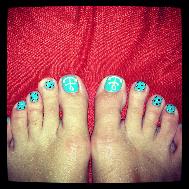 Toe nail design | Nail designs!!!! | Pinterest | Schöner