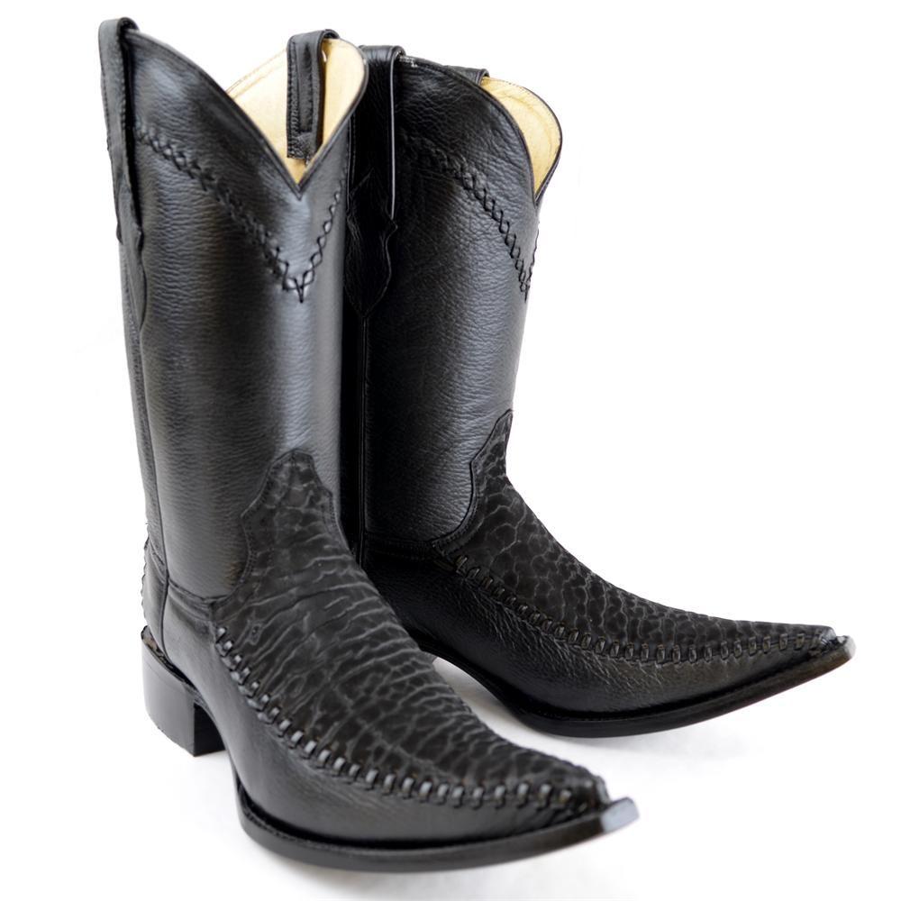 botas de piel de elefante precio