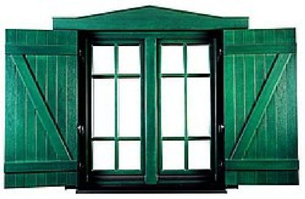 zielone okiennice - Szukaj w Google