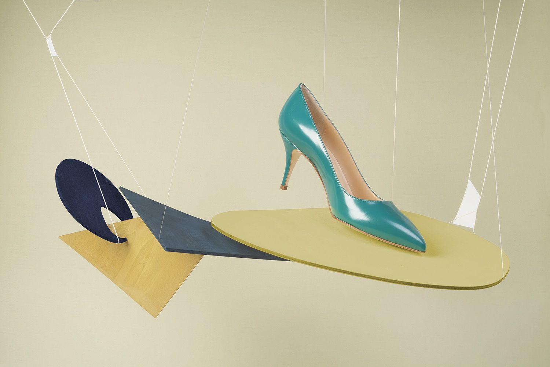 MARCELLO BONFANTI Alessandro Oteri - shoes - still life