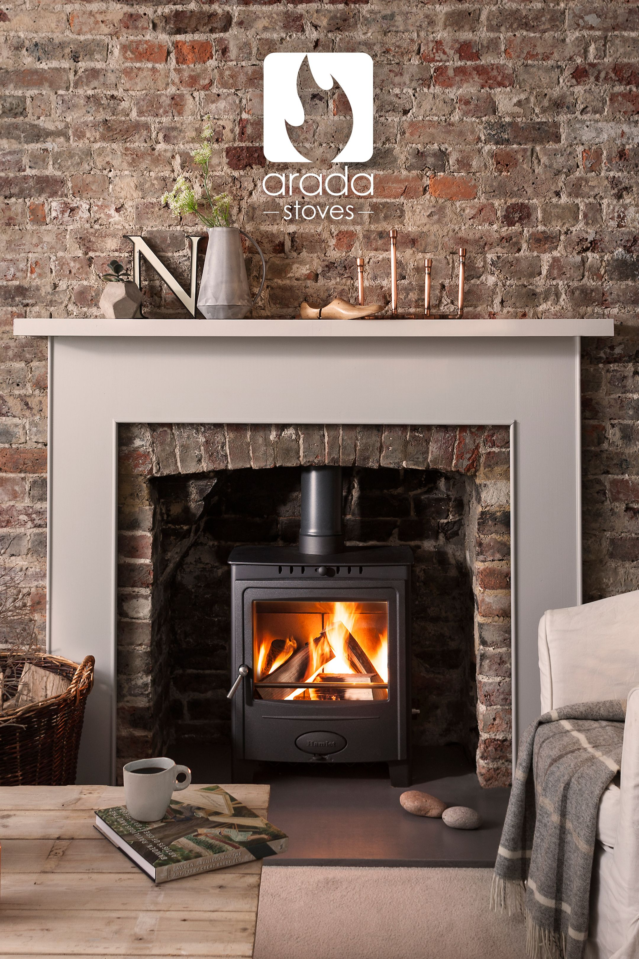 Create a warm, welcoming home with one of our wood burning ...