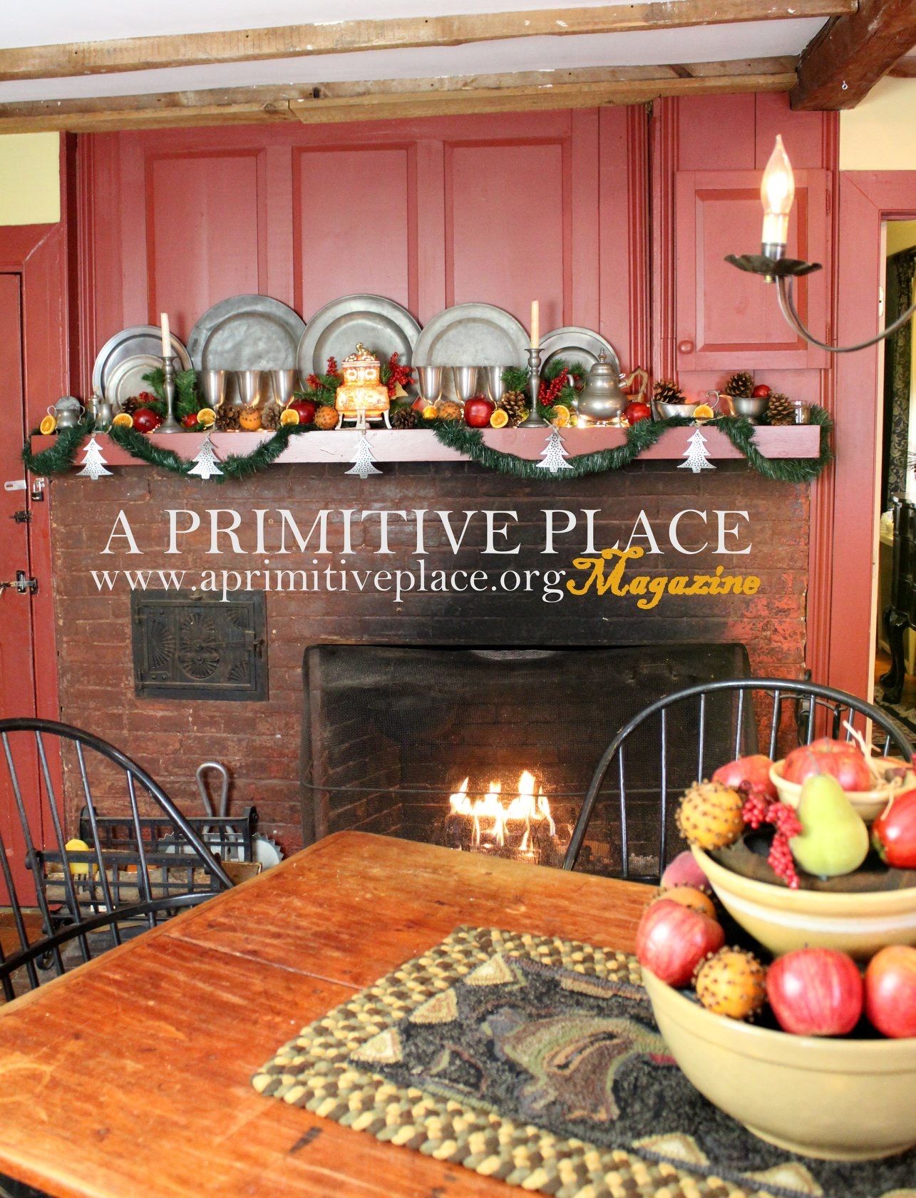 Pin by Sherie Smith on A Primitive Place Christmas in