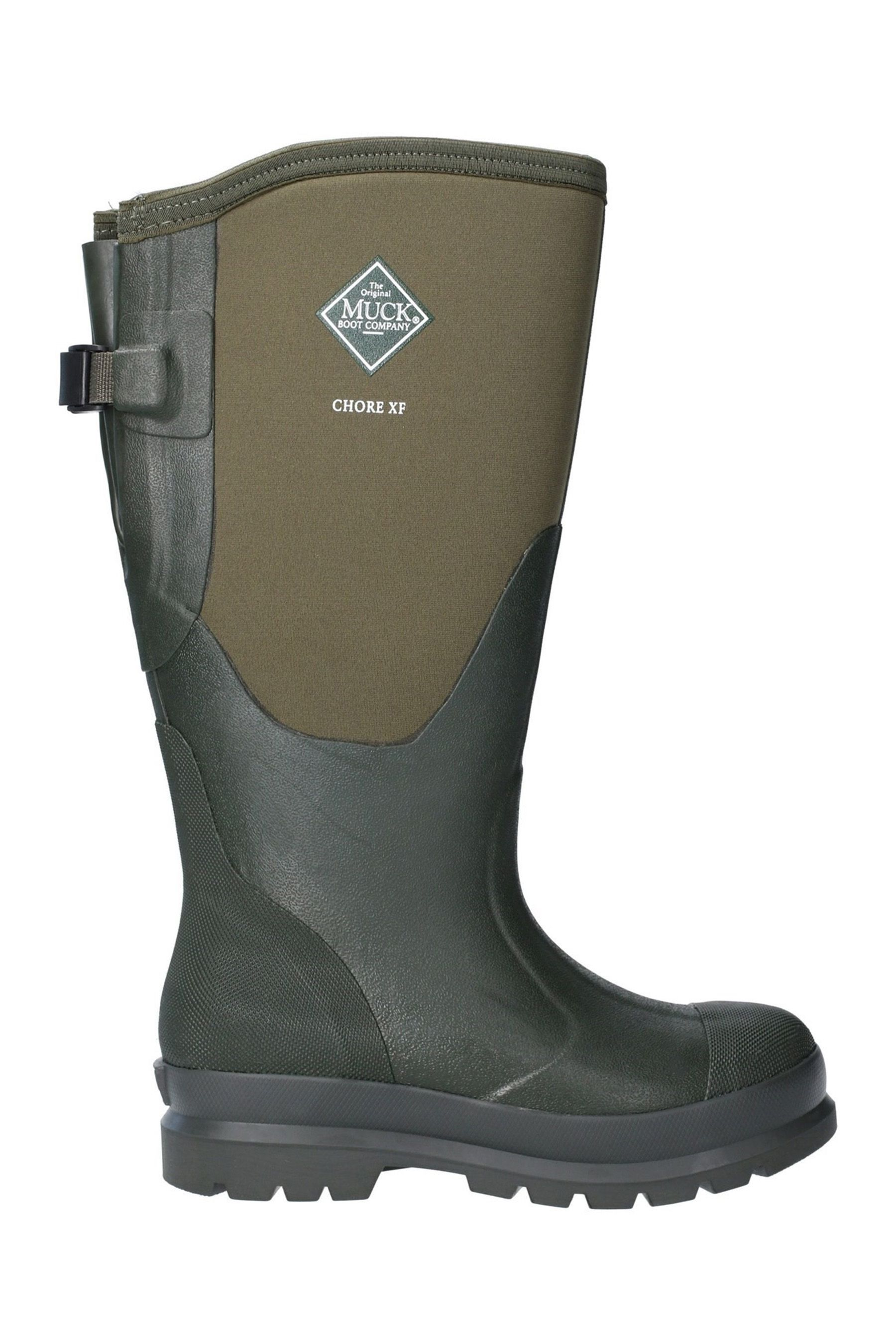 Muck Boot Chore Rubber Womens Work Boot