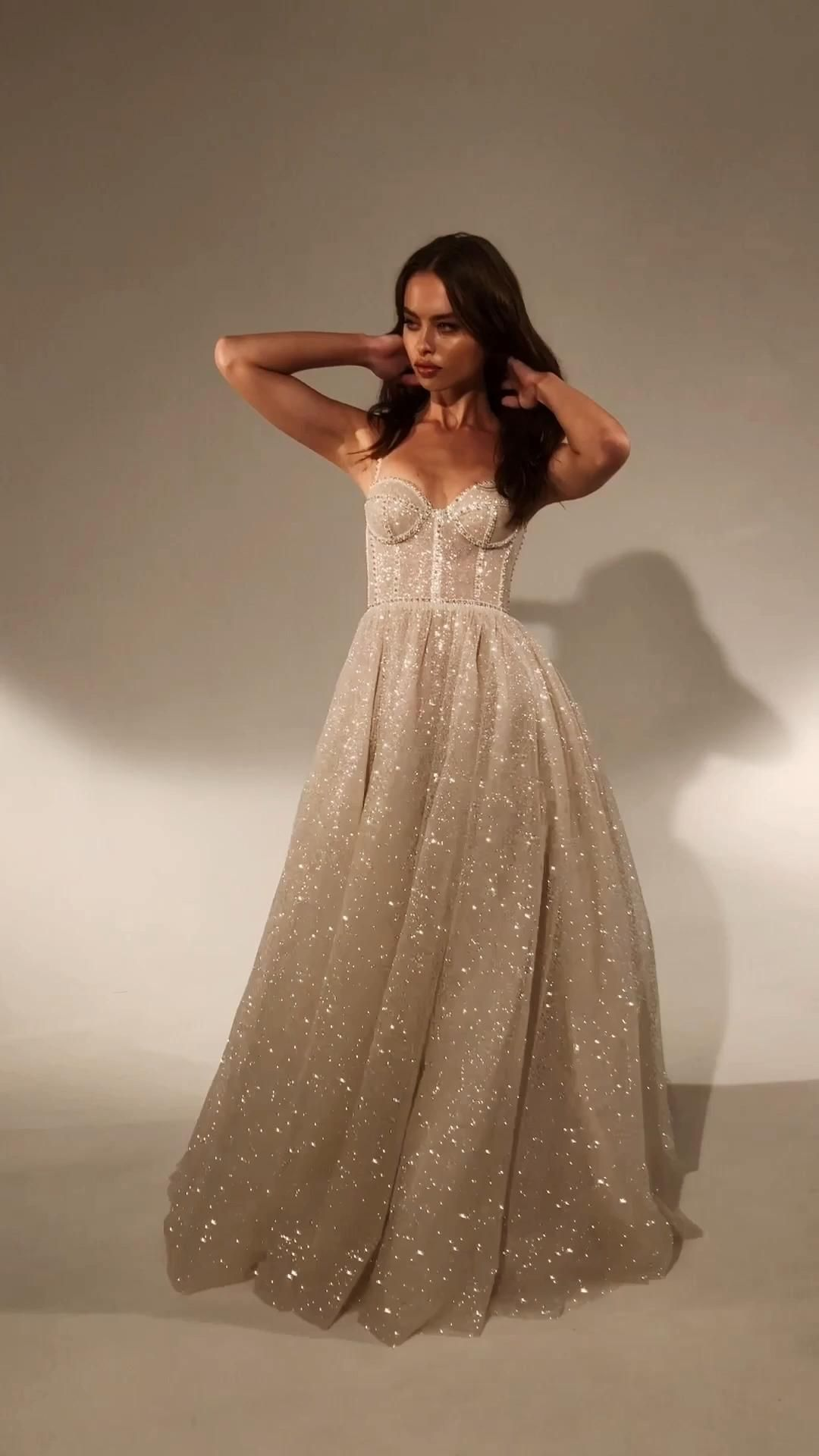Свадебное платье Мьюз/Wedding dress Myuz Больше пл