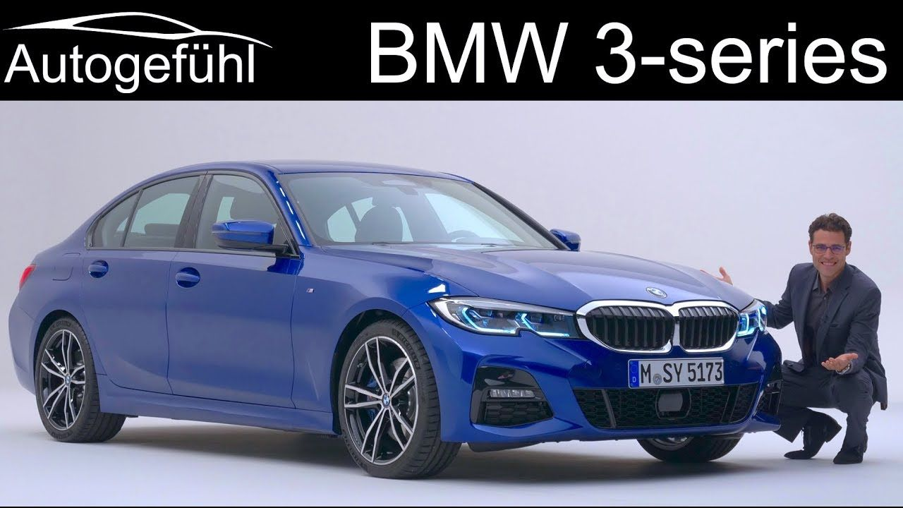 All New Bmw 3 Series 2019 Review G20 Exterior Interior 3 Series 3er