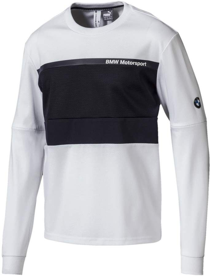 865b0de9638 Puma BMW Motorsport NightCat Men s Crew Neck