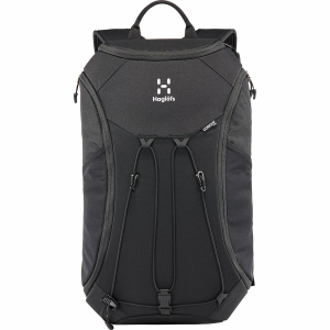 Haglofs Corker Large 20l Backpack 20l Backpack Backpacks Black Daypack