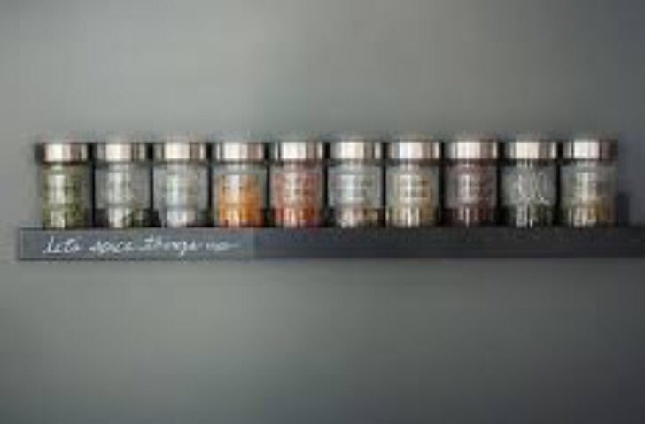Keuken Diy Opbergen : Kruiden opbergen keuken in keuken keuken
