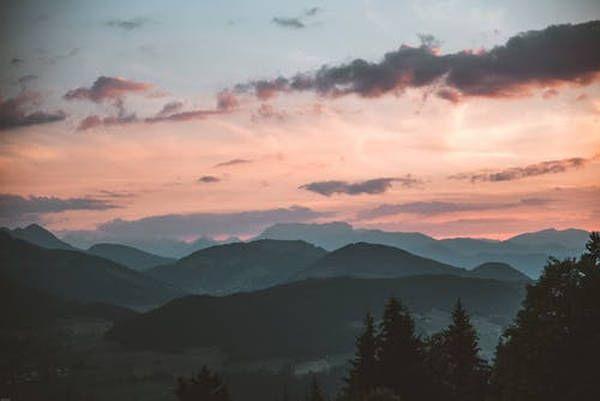 Dark Sunset Color Palette - Color Name Identifier