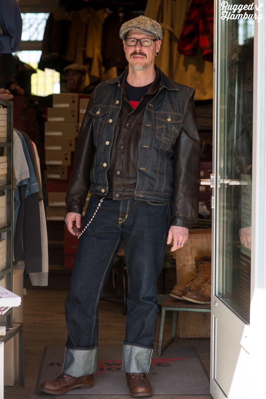 Ruggedhamburg Denim Fashion Mens Outfits Mens Workwear