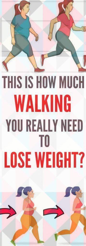 Questo è quanto camminare, hai davvero bisogno di perdere peso !!! – Modo di bellezza sana …
