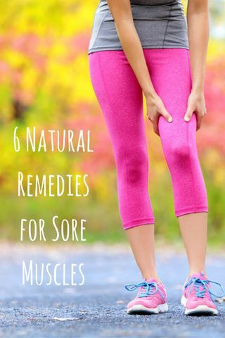 Check out these natural remedies that are sure to help your sore muscles! @DIYActiveHQ #fitness #coo...