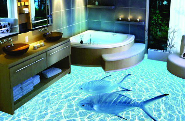 10 Awesome Bathroom 3D Floor Designs  « Architectureplanet Fair Awesome Bathrooms Design Ideas