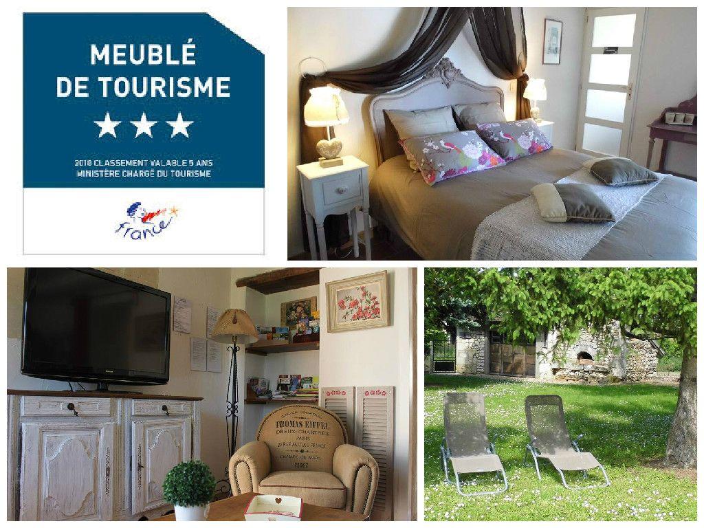 Le Maigrebois Coup De Coeur De Juillet Categorie Meubles De Tourisme 3 Etoiles Region Centre Indre Et Loire A Mobilier De Salon Locations Vacances Tourisme