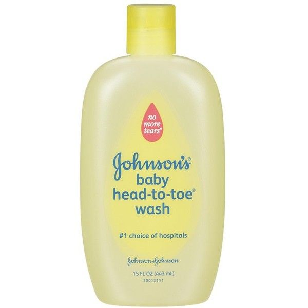 Johnson s Head to Toe Wash 15 oz 372505177 | Shampoo Body Wash Bubble... (12 BRL) ❤ liked on Polyvore featuring baby, baby stuff and baby things