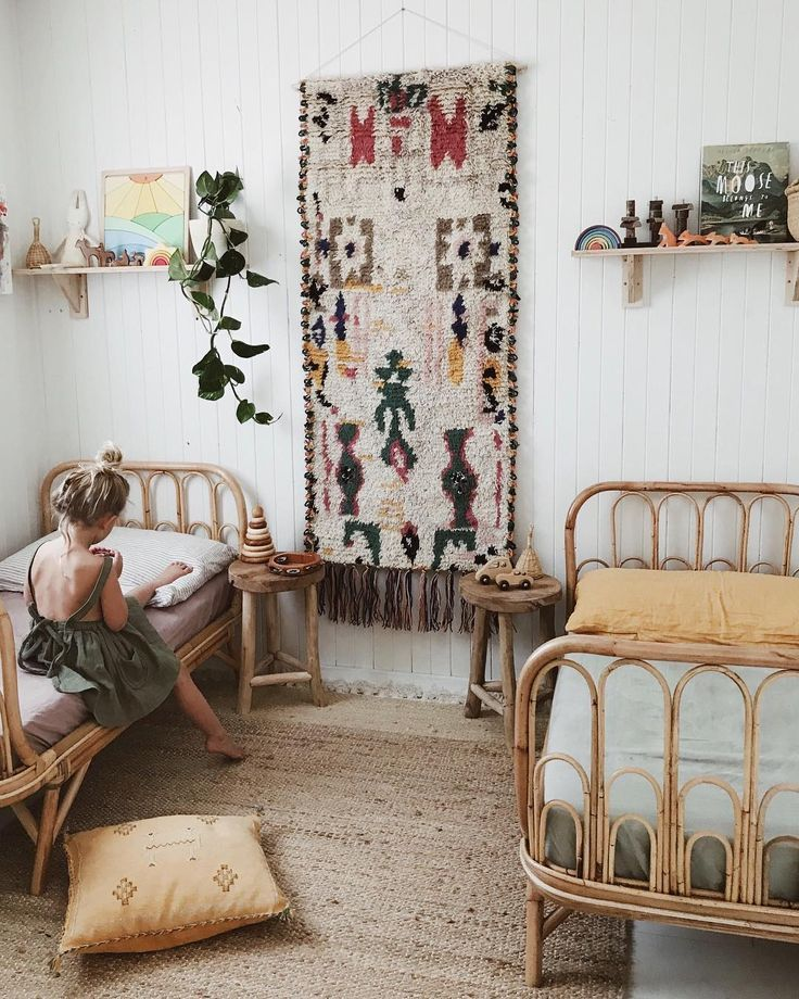 The Prettiest Shared Rooms for Girls