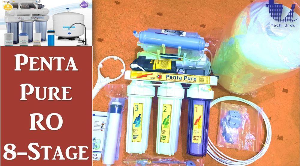 Penta Pure Reverse Osmosis (RO) Tech Urdu in 2019 Pure