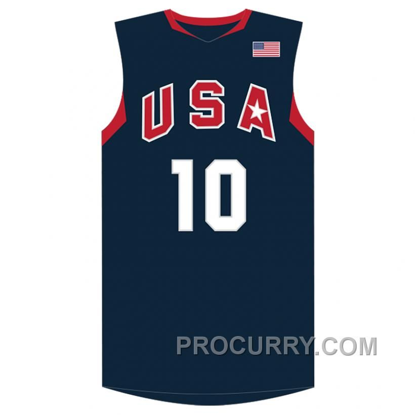 9b005078d ... release date nike usa 2016 olympic dream team twelve 5 kavin durant  white basketball jersey 2008