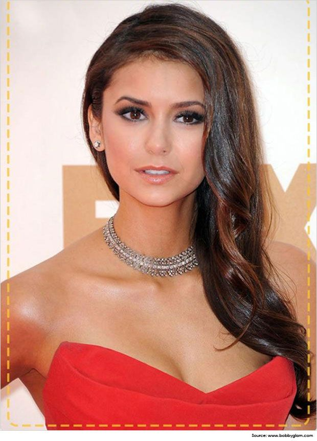 Hairstyles For Strapless Gowns | Wedding Ideas