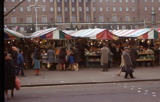 Norwich Market Spring 1973 In 2020 With Images Norwich Market Norwich England Norfolk England