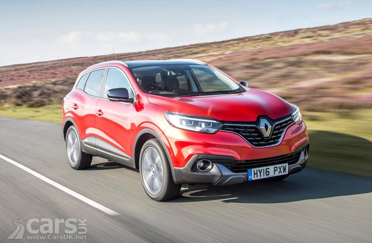 Renault Kadjar Suv Heads Upmarket With Signature S Nav Model