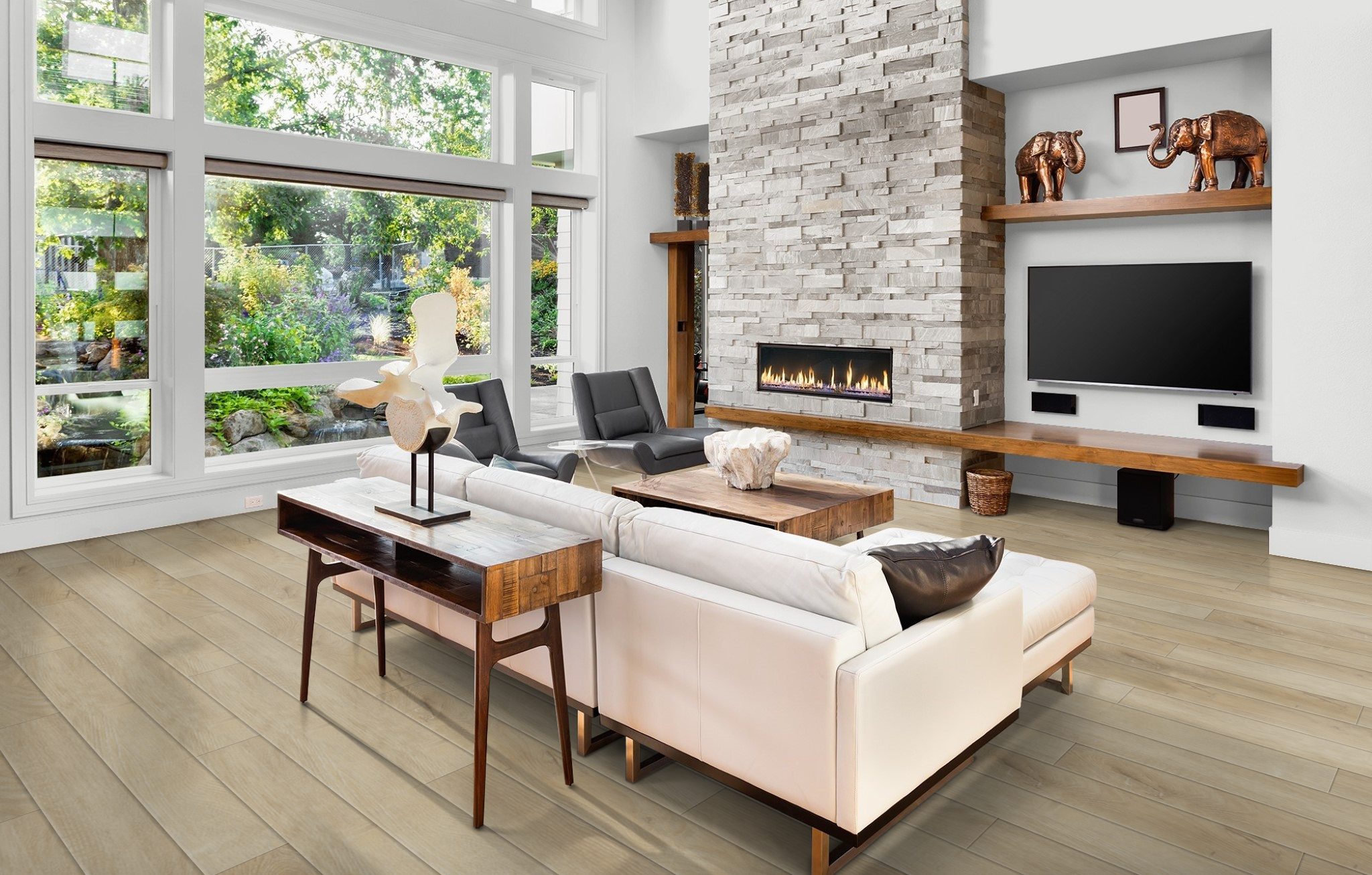 Torlys Visualizer in 9  Trendy living rooms, Beautiful living