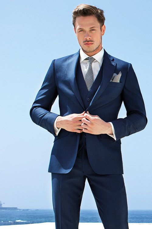 Dickies Formal Suit Hire: Weddings | lounge suits | Pinterest | Suit ...