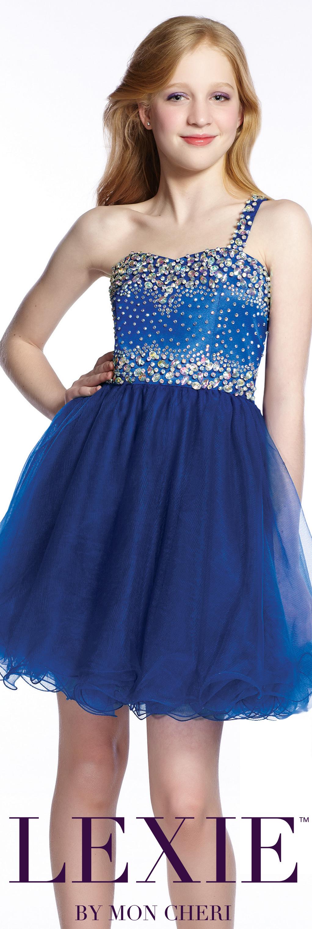 Lexie by Mon Cheri - Tween Formal Dress - Style No. TW21538 ...