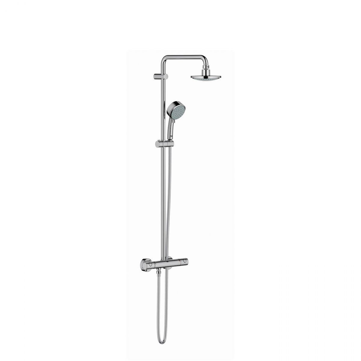 Grohe Tempesta Cosmo Shower System 27922000 Uk Bathrooms Mikveh Pinterest Shower Systems