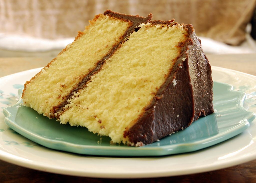 Cake Recipes From Scratch Henfruit Yellow Butter Cake With My